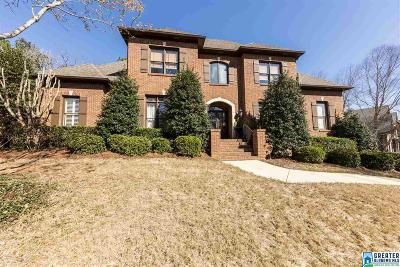 Hoover Single Family Home For Sale: 1317 Scout Trc