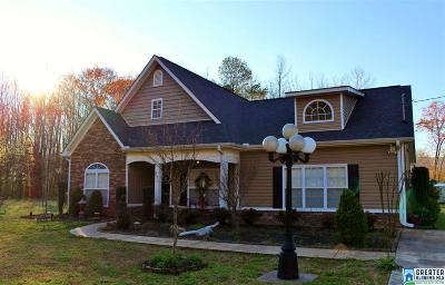 Anniston Single Family Home For Sale: 271 Cross Creek Trl