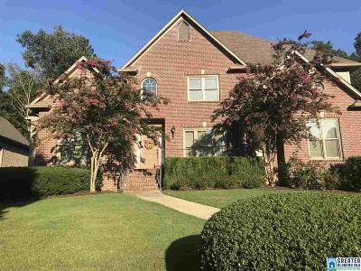 Hoover Single Family Home For Sale: 6112 Rosemont Ct