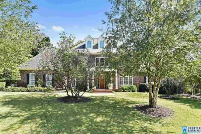 Hoover Single Family Home For Sale: 1028 Lake Heather Rd