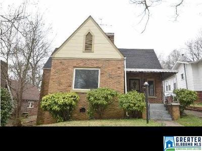 Birmingham, Homewood, Hoover, Irondale, Mountain Brook, Vestavia Hills Rental For Rent: 1519 46th St