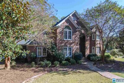 Hoover Single Family Home For Sale: 3112 Lake Highland Ln