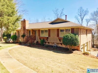 Hoover Single Family Home For Sale: 111 Shades Crest Rd