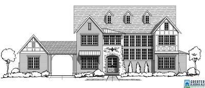 Mountain Brook Single Family Home For Sale: 3832 Rock Creek Trl