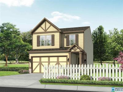 McCalla Single Family Home For Sale: 5723 Cheshire Cove Dr