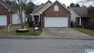 Hoover Single Family Home For Sale: 5422 Cottage Ln