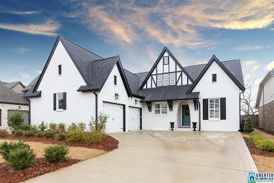 Hoover Single Family Home For Sale: 5266 Park Side Cir