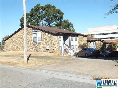 Anniston Multi Family Home Contingent: 321 E 7th St