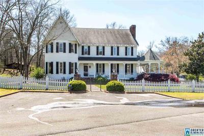 Birmingham Single Family Home For Sale: 5400 Saddle Creek Ln