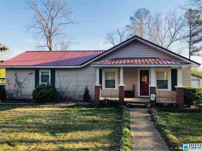 Clay County, Cleburne County, Randolph County Single Family Home For Sale: 234 Hollins Cir