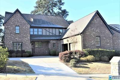Vestavia Hills Single Family Home For Sale: 3684 Miller Hill Way