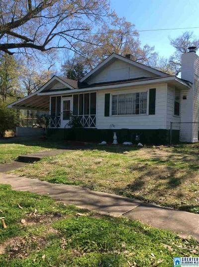 Birmingham Single Family Home For Sale: 518 80th St S