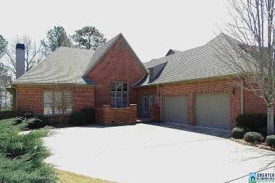 Hoover Single Family Home For Sale: 5660 Chestnut Trc