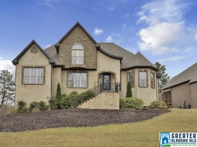 Pelham Single Family Home For Sale: 201 Stoneykirk Way