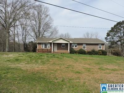 Clay County, Cleburne County, Randolph County Single Family Home For Sale: 17571 Main St