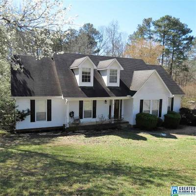 Mount Olive Single Family Home For Sale: 6082 Swann Rd