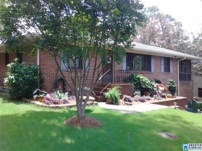Homewood AL Single Family Home Contingent: $394,500