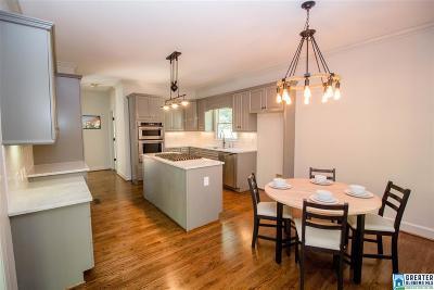Birmingham AL Single Family Home For Sale: $399,900