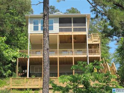 Clay County, Cleburne County, Randolph County Single Family Home For Sale: 200 Outback Dr