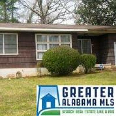 Birmingham Single Family Home For Sale: 544 Camellia Rd