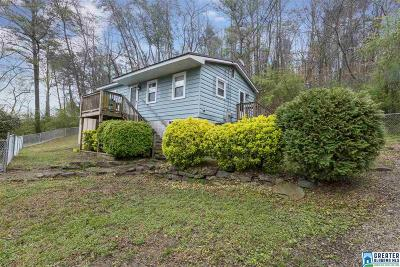 Birmingham Single Family Home For Sale: 1575 Republic Rd