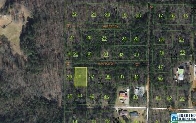 Weaver Residential Lots & Land For Sale: Houston Dr