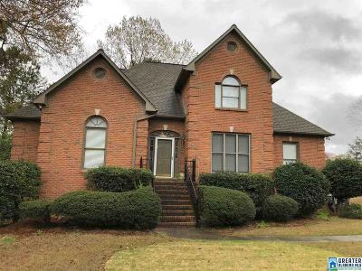 Birmingham Single Family Home For Sale: 3101 Ashington Ln