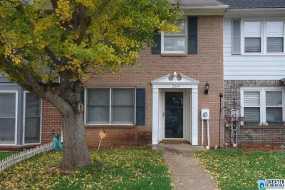 Birmingham AL Condo/Townhouse For Sale: $69,900