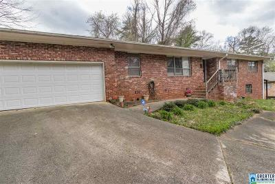 Birmingham Single Family Home For Sale: 605 19th Terr S