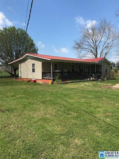 Cleburne County Single Family Home For Sale: 372 Lake St
