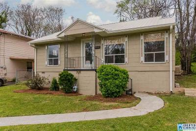Birmingham Single Family Home For Sale: 744 47th Pl S