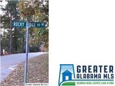 Jacksonville AL Residential Lots & Land For Sale: $14,900