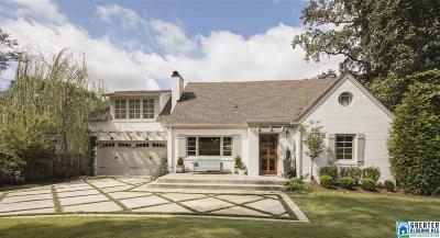Vestavia Hills Single Family Home For Sale: 428 Glenwood Rd