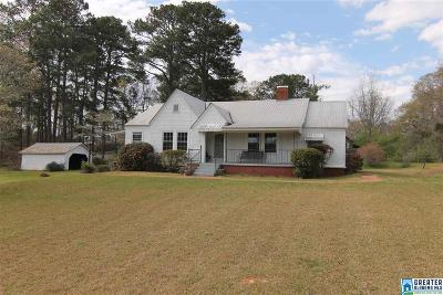 Single Family Home For Sale: 5519 Hwy 22 E