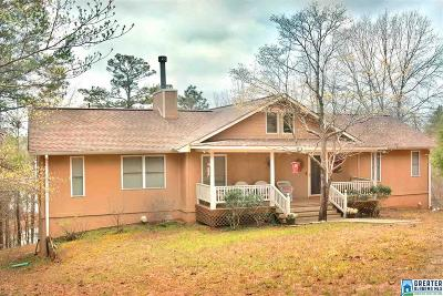 Clay County, Cleburne County, Randolph County Single Family Home For Sale: 70 Loblolly Dr