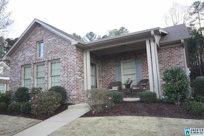 Hoover Single Family Home For Sale: 1711 Creekside Dr
