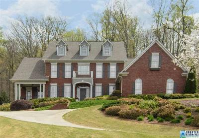 Vestavia Hills Single Family Home For Sale: 1548 Woodridge Pl