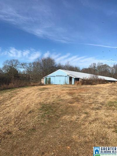 Cleburne County Residential Lots & Land For Sale: 4 Ac Co Rd 49