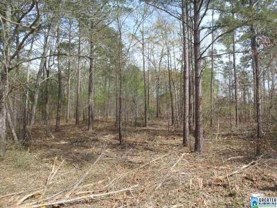 Pell City Residential Lots & Land For Sale: Funderburg Bend Rd