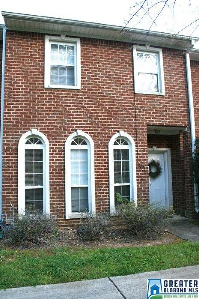 Hoover AL Condo/Townhouse For Sale: $145,500