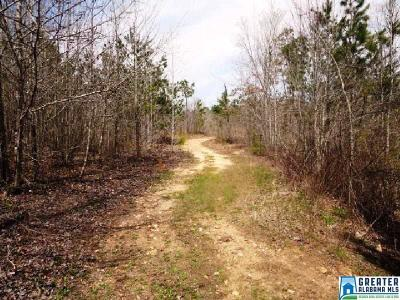 Clay County Residential Lots & Land For Sale: 37 Acres Sardis Rd