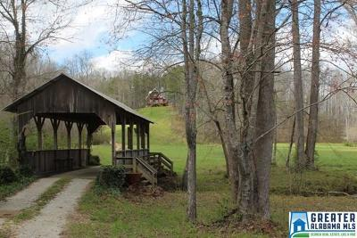 Cleburne County Single Family Home For Sale: 573 Co Rd 436