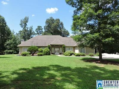 Wedowee Single Family Home For Sale: 343 Wild Turkey Ln