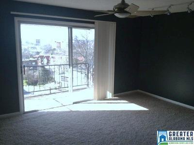 Birmingham, Homewood, Hoover, Irondale, Mountain Brook, Vestavia Hills Rental For Rent: 1325 S 31st St #F
