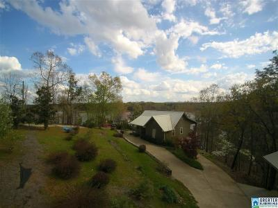 Clay County, Cleburne County, Randolph County Single Family Home For Sale: 150 Morrison Point Dr