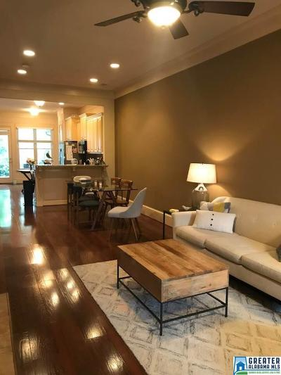Hoover AL Condo/Townhouse For Sale: $259,900