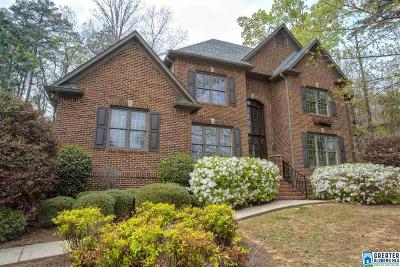 Birmingham Single Family Home For Sale: 1241 Highland Lakes Trl