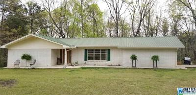 Roanoke AL Single Family Home For Sale: $149,900