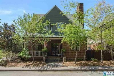 Birmingham Single Family Home For Sale: 201 Hawthorn St