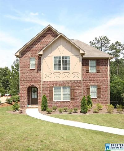 Alabaster Single Family Home For Sale: 541 N Grande View Trl